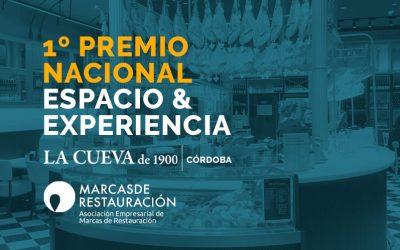 1º PREMIO NACIONAL ESPACIO & EXPERIENCIA